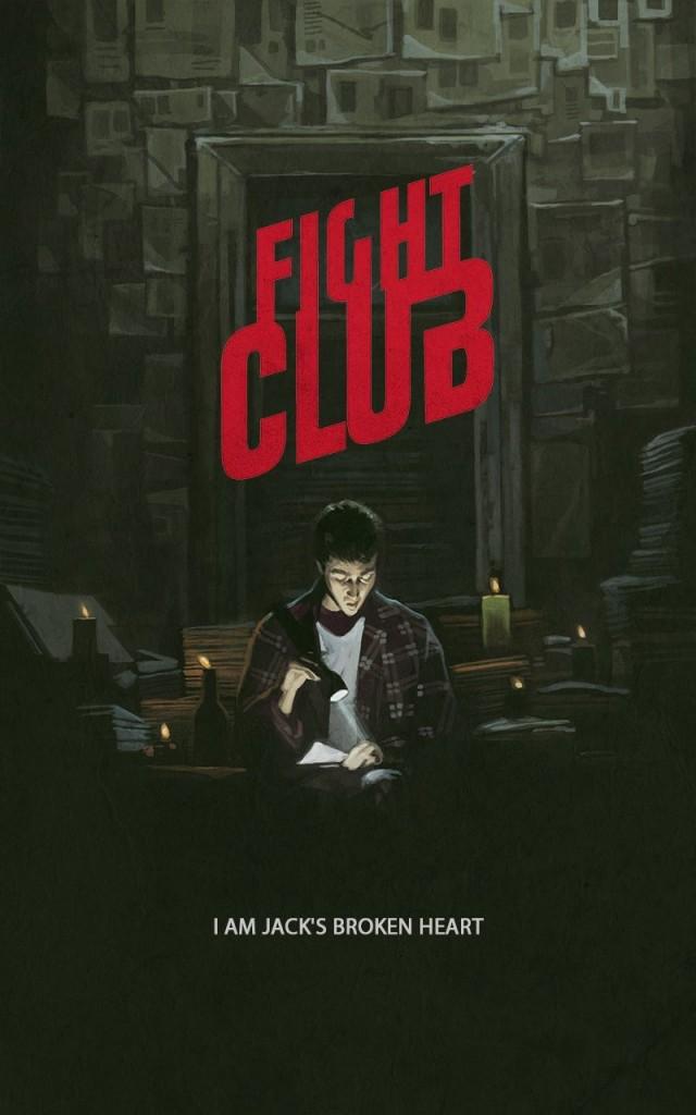 Movies Illustrations by Yuri Shwedoff – Fubiz™
