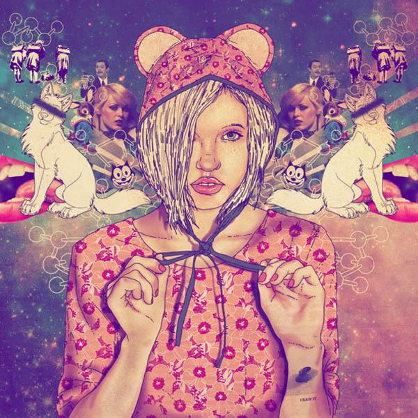 Looks like good Illustrations by Fab Ciraolo