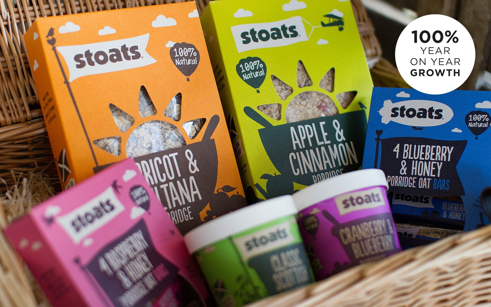 Stoats – Creative Agency, Branding & Packaging Design on Inspirationde