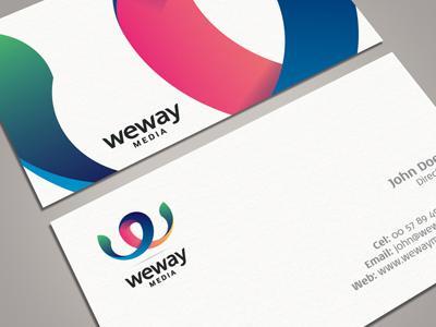 Weway Media Business Card V2 by Muhammad Ali Effendy