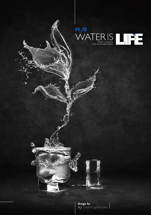 Piccsy :: Beautiful Water Photo Manipulations