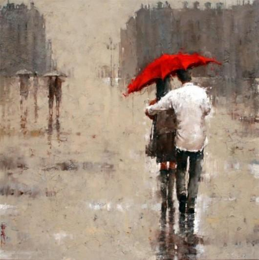 Piccsy :: Figurative Paintings by Andre Kohn