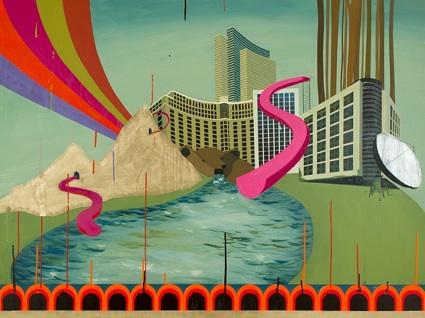 Melissa Loop - Minneapolis, MN Artist - Installation Artists - Painters - Sculptors - Artistaday.com