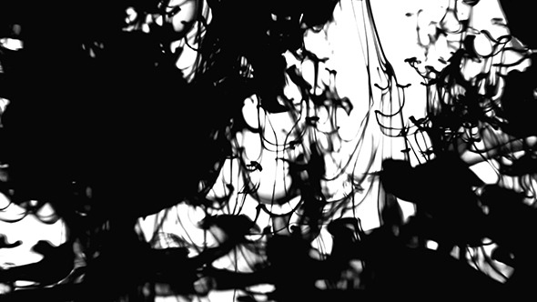 Motion Graphics - Abstract Black And White Background | VideoHive