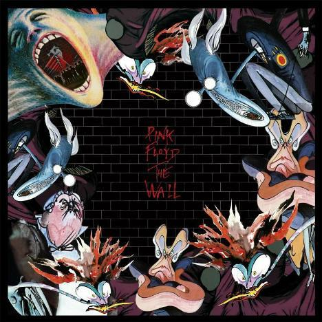 Pink Floyd The Wall ristampa Il Muro anche a Milano