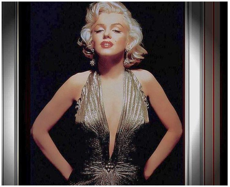 HISTORY IN PICTURES: RARE, UNSEEN PICTURES: BE THERE: Many moods of MARILYN MONROE