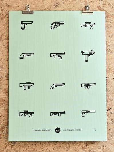 Designspiration — Tim Boelaars — Guns