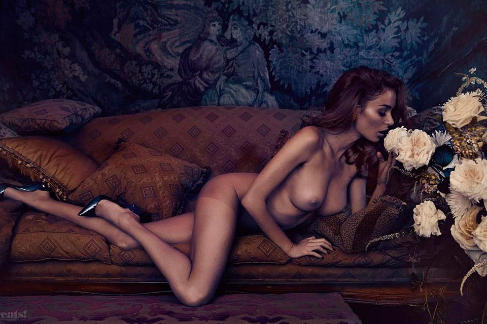 Nicole Trunfio Nude for 'Treats!' (NSFW) | Highsnobiety