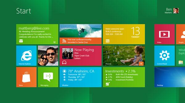 Microsoft Prepares Windows 8 for Battle Against the iPad