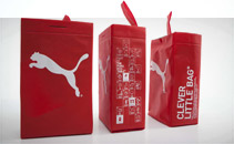 PUMA Clever Little Bag | Our New Shoebox Is A Reusable Bag.