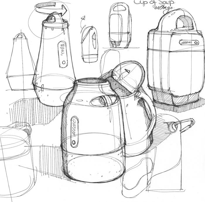 Industrial Design Sketching and Drawing Video Tutorials