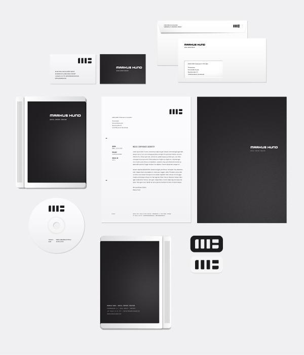 Visual identity / Markus Hund