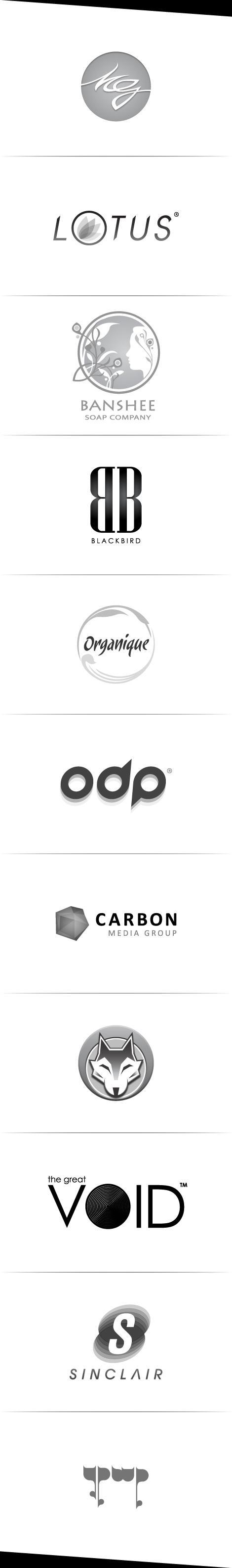 Logotype / Identity Works 08-10