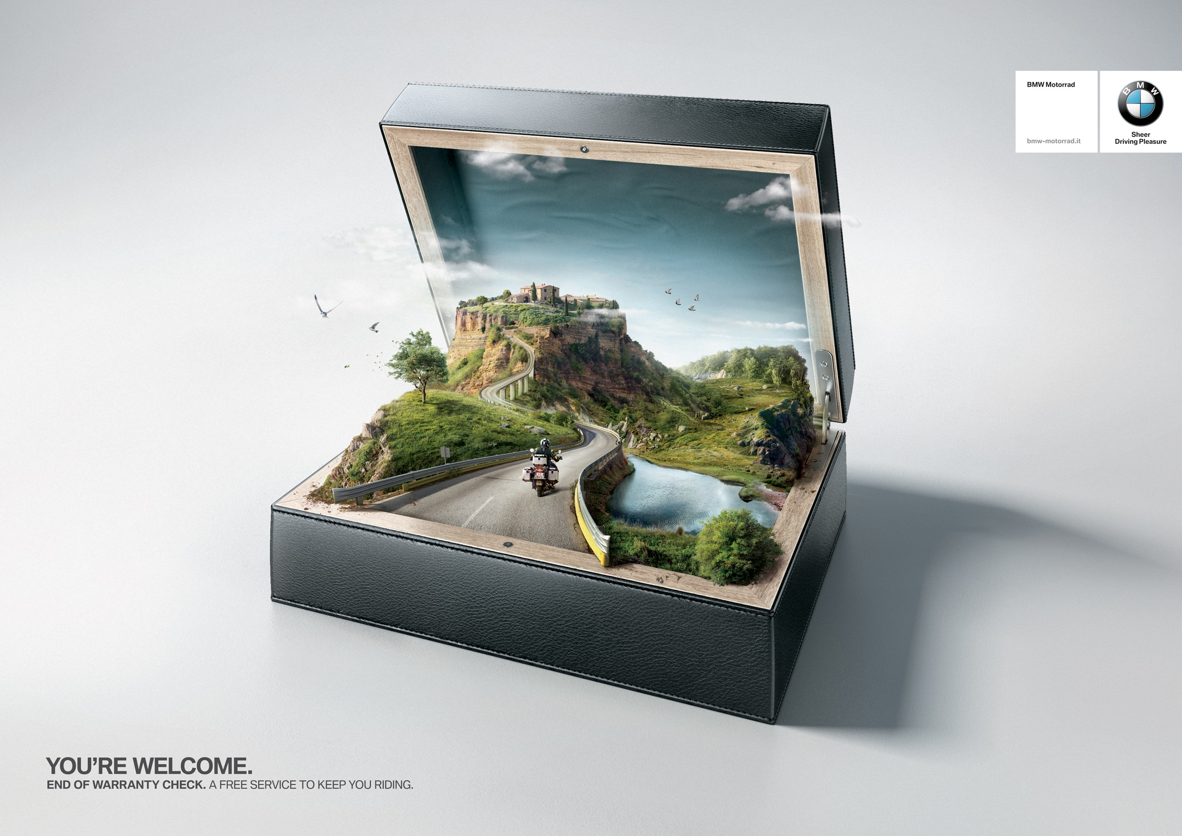 BMW Motorrad: case | Ads of the World™