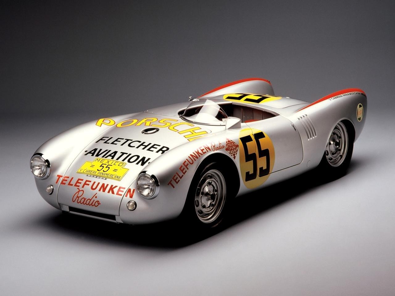 F&O Forgotten Nobility (definemotorsports: 1954Porsche 550 RS Spyder...)