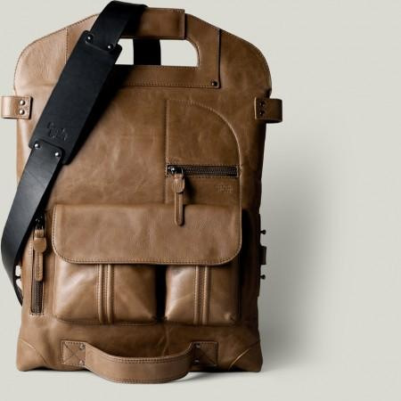 Products I Love / 2UNFOLD LAPTOP BAG | BROWN