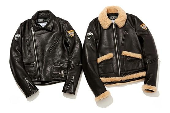 Products I Love / JG Leather Jackets. Can you tell I'm about bomber jackets lately?