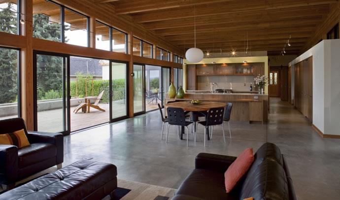 Beautiful Houses: Hotchkiss Residence in Washington | Abduzeedo | Graphic Design Inspiration and Photoshop Tutorials