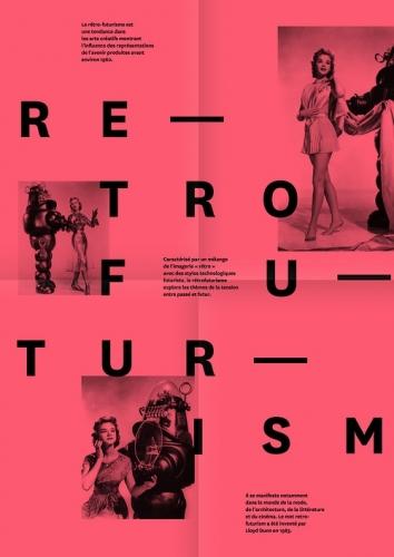 RETRO FUTURISM — Trend List