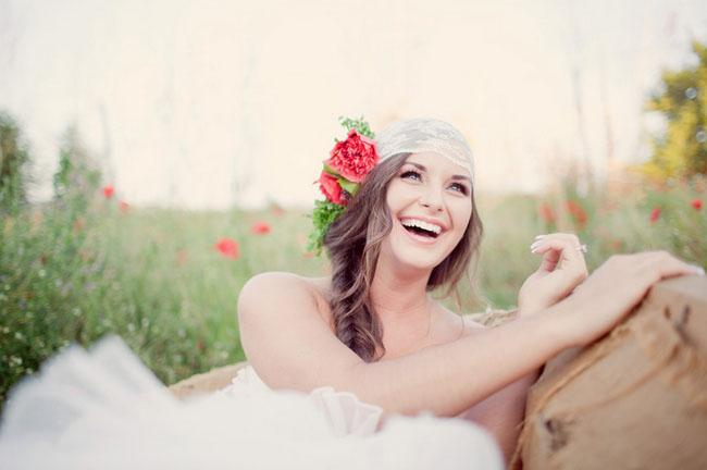 Poppy Field Bridal Shoot | Green Wedding Shoes Wedding Blog | Wedding Trends for Stylish + Creative Brides
