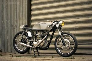 Motor Manners: Triumph TR6 Custom « Manners.nl