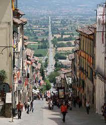 Anghiari Tuscany Italy Anghiari