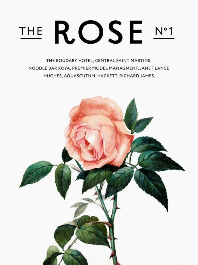?????? The Rose ?? UK Style, Buro 24/7