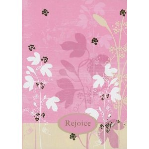 Rejoice Journal - Pink | Truth Books