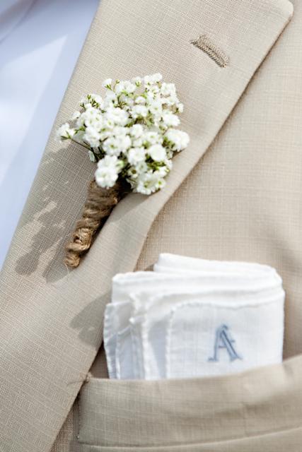 Baby's Breath Bouquet   Emmaline Bride