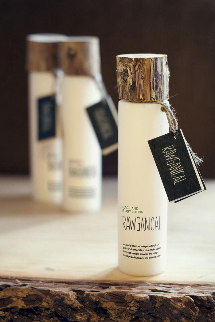 Student Spotlight: Rawganical – Packaging on Inspirationde