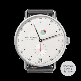 Metro | Schöne Uhren online kaufen. Direkt bei NOMOS Glashütte.