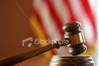American Justice 2 | Stock Photo | iStockphoto.com