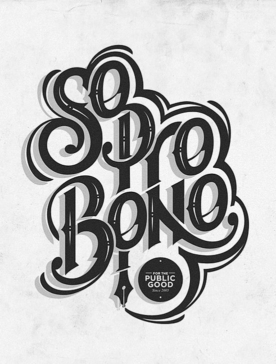 50 Remarkable Examples Of Typography Design #7 | inspirationfeed.com