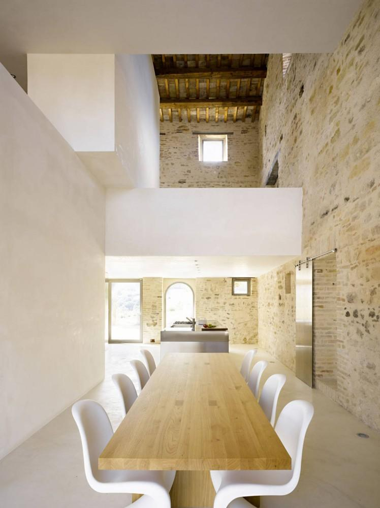 Architecture Photography: House Renovation In Treia / Wespi de Meuron - House Renovation In Treia / Markus Wespi Jérôme Meuron Architekten BSA (213112) - ArchDaily