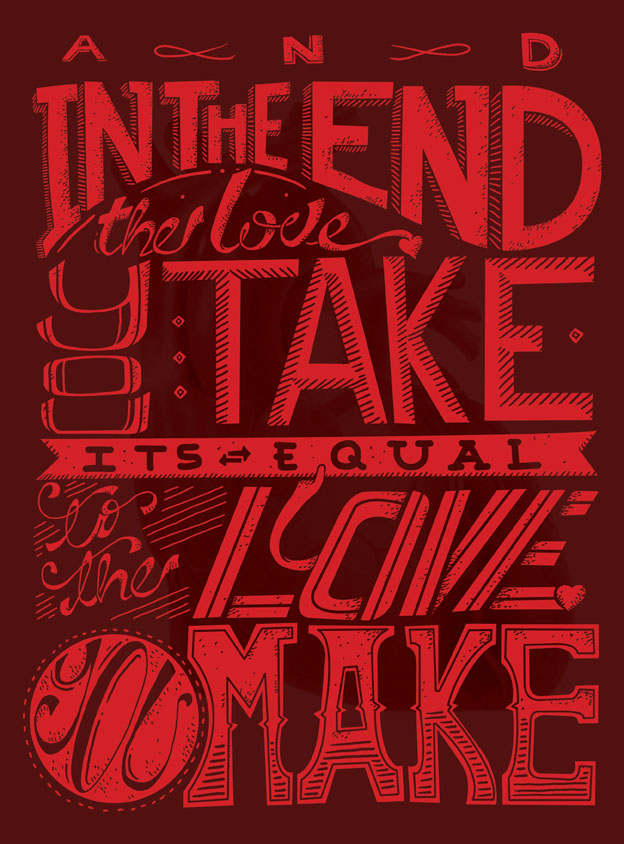 Th Love You Take by ~CALLit-ringo