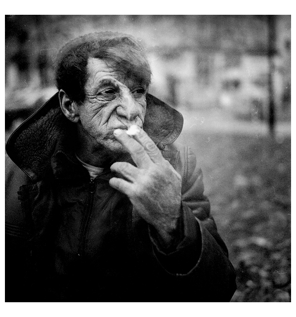 Street portraits in 6x6 on Photography Served
