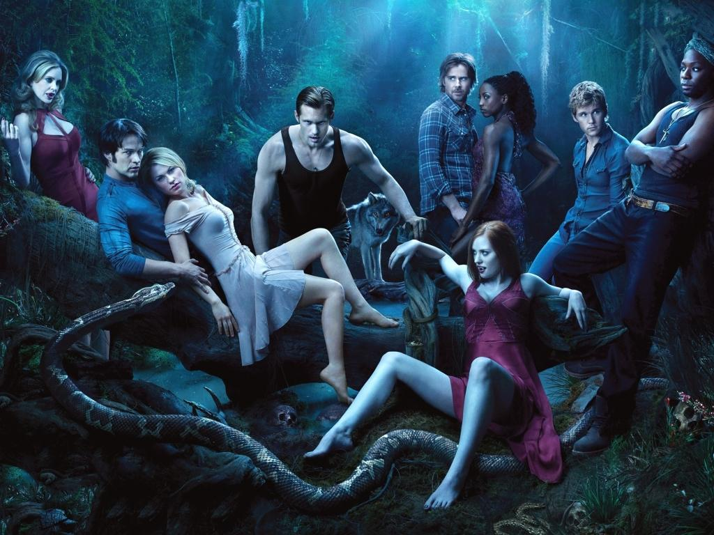 Magicwallpapers.net | True Blood 1024x768