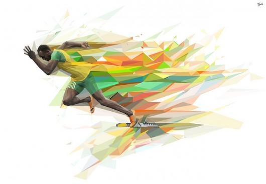 Piccsy :: GATORADE New Series Line: Usein Bolt