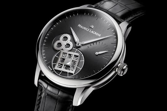 Maurice Lacroix - 'Square Dial' - Watch | Selectism.com