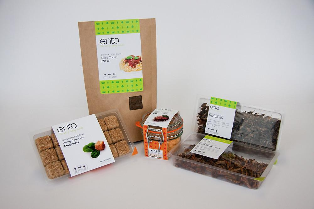 Could This Slick Packaging Convince People To Eat Bugs? | Co.Design: business + innovation + design