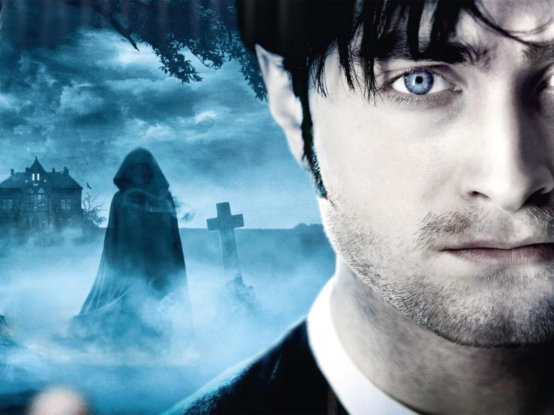 Magicwallpapers.net | Woman in Black 2012 - Daniel Radcliffe 800x600