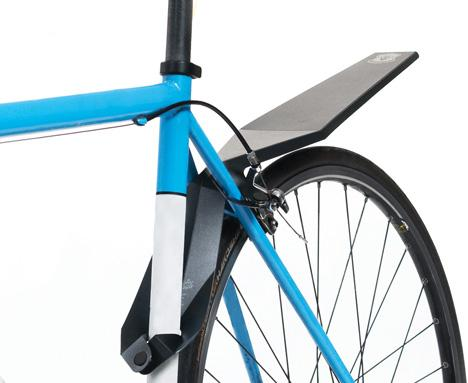 In Case of Inclement Weather: Implement Full Windsor Fenders - Core77
