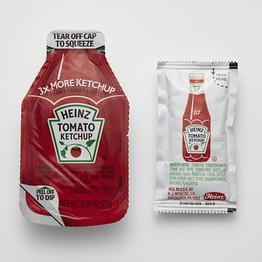 Heinz Creates New Ketchup Packet, 'Dip and Squeeze' - WSJ.com