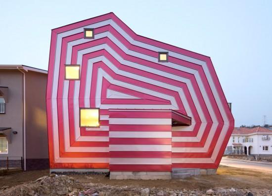 Lollipop House | Fubiz™
