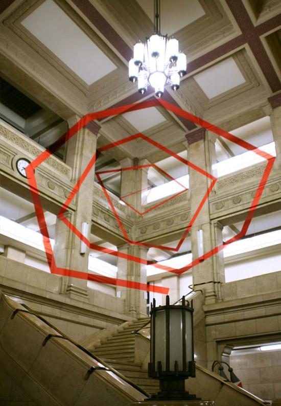 Anamorphic Illusions | Fubiz™