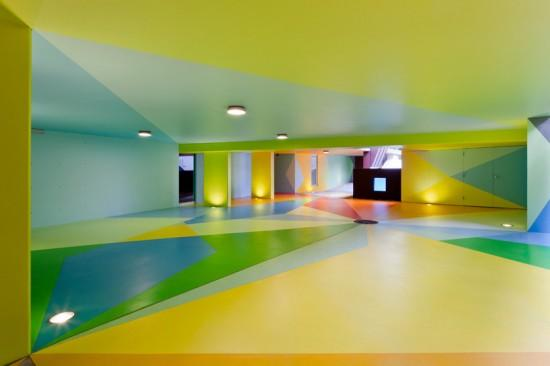 Colorful Car Park | Fubiz™
