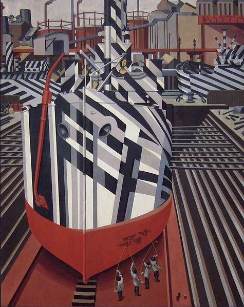 File:Dazzle-ships in Drydock at Liverpool.jpg - Wikipedia, the free encyclopedia