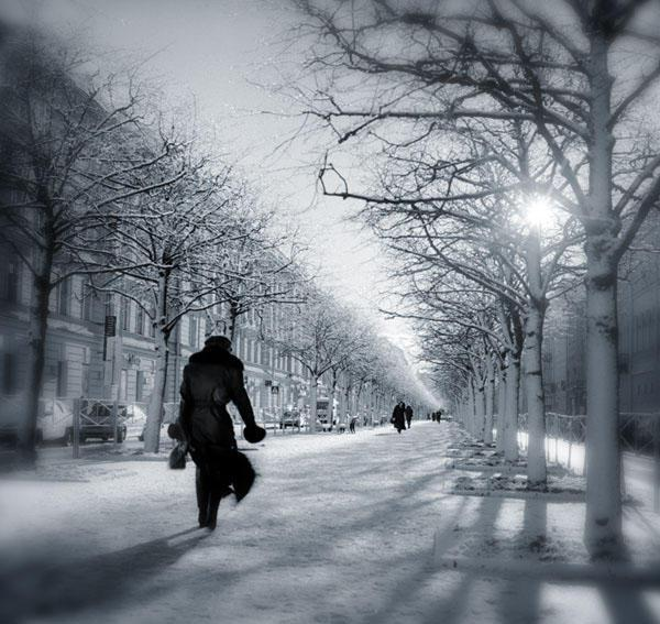 Winter, almost a dream: Photo by Photographer Alexei Gourianov - photo.net