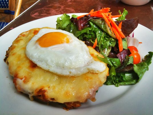 Croque Madame | Yelp