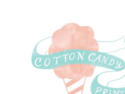 Cotton candy by This Paper Ship